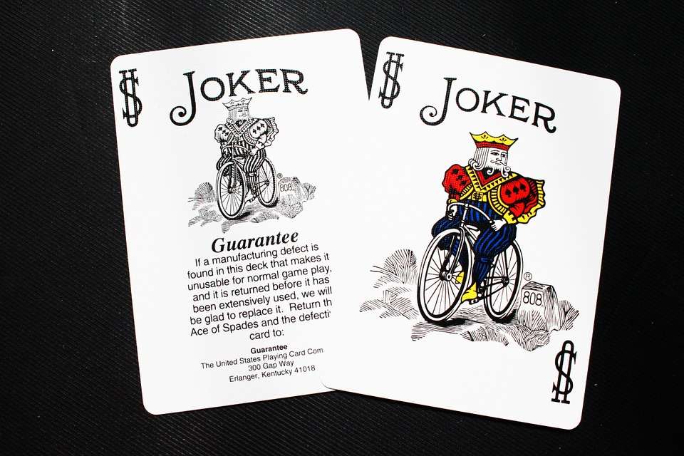 Joker Joker Deuce Deuce Afronautics